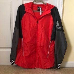 Adidas Windbreaker Jacket